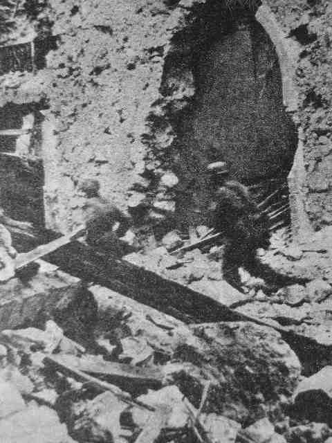 combat à Monte Casino Img1887
